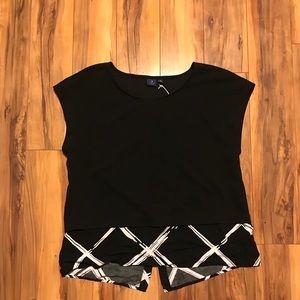 Tops - NWOT Black Blouse